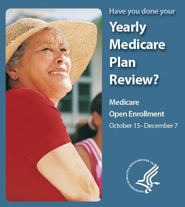 Medicare Part D Open Enrollment Resources